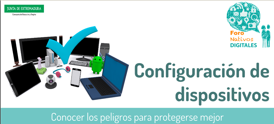 conf dispositivos